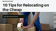 10 Tips for Relocating on the Cheap | Relocate.net