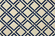 Custom Rugs Machine Made Mediterranean Sparta Sprta Posdn-B Lt. Grey - Grey & Medium Blue - Navy colors | Oriental De...