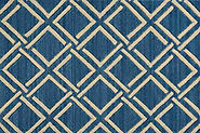 Custom Rugs Machine Made Mediterranean Sparta Sprta Oceas-B Lt. Blue - Blue & Lt. Grey - Grey colors | Oriental Desig...