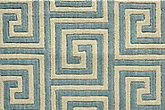 Custom Rugs Machine Made Mediterranean Labyrinth Labyr Aegean-B | Oriental Designer Rugs