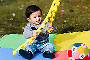 Family lifestyle photography by Shambhavi || 10 month old baby boy's photoshoot in Lodhi Garden, Delhi || Shambhavi K...