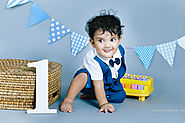 Family lifestyle photography by Shambhavi || Indoor photoshoot at a soft play area for one year boy, Dwarka, Delhi ||...