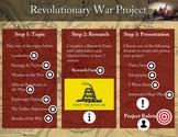 Revolutionary War Project by Brian Schum