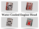 Read Out Some Advantages And Disadvantages Of Water Cooled Engine Head System