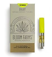 Bloom Farms OG Kush Oil Cartridges | Indica Dominant