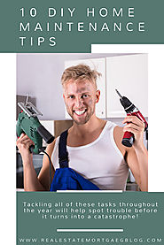 Top 10 DIY Home Maintenance Tips
