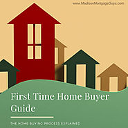 Guide For First Time Home Buyers