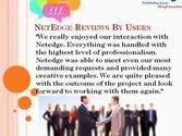 Netedge Reviews and Netedge Computing Solutions Services