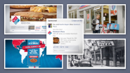 Facebook Page: Domino's Uses Facebook to Drive Global Sales | Latest News and Updates