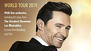 Hugh Jackman has announced his first world tour: The Man. The Music. The Show.