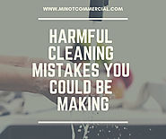 Harmful Cleaning Mistakes You Could Be Making