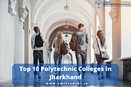 Top 10 Polytechnic Colleges In Jharkhand