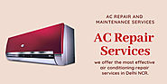 Best AC Maintenance and Repair Service in Delhi NCR