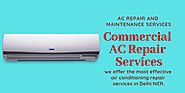 Commercial AC Repair & Maintenance Service | Doorstep AC Service