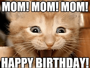 Happy Birthday Mom Meme - Funny Happy Birthday Meme