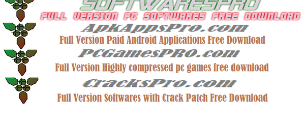 Headline for Full Version Softwares and Android Apps and PC Games