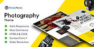 Wordpress | Responsive Photography Theme