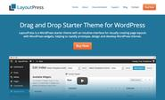 LayoutPress - Drag and Drop Starter Theme for WordPress