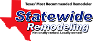 Home Remodeling Texas - Kitchen Bath Windows Sunrooms and More | Statewide Remodeling