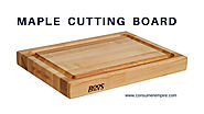 Best Maple Cutting Board By Brands | Consumer Empire