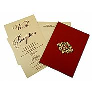 Exclusively for you best beautiful box theme wedding invitation