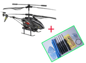 Wl S977 3.5 Ch Metal Radio Control Gyro Rc Helicopter with Video Camera