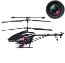 "Haktoys 2014 (Upgraded to 2.4GHz) HAK635C 17""=43cm Video & Photo Camera 3.5 Channel Rechargeable RC & RTF Helicopter ..."