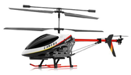 UDI U12A RC 3 Channel Helicopter Metal Version Electric w/ Camera