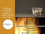 Dental Implants In Notting Hill