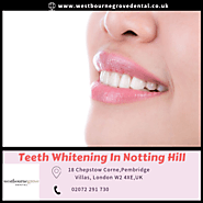 Teeth Whitening Notting Hill