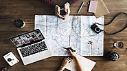 Know the steps to online travel planning | knowandask