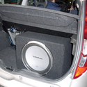 How to Install a Car Subwoofer