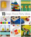 15 Lego Movie Party Ideas