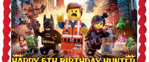 Headline for The Lego movie party supplies and ideas for birthday theme