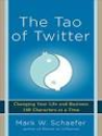 Tao of Twitter | @MarkSchaeffer