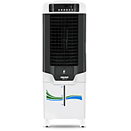 India's Best Voltas Tower Cooler VM T35EH 35L Electronic