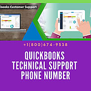 +1-800-674-9538 QuickBooks Payroll Technical Support Phone Number To Dial For Leveraging The Best User Experience Wit...