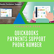 With +1-800-674-9538 QuickBooks Payments Support Phone Number Learn to Resolve QuickBooks Payments Issues