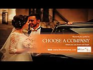 Book an Effortless Wedding Limo Rental NYC