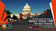 DC Charter Bus is There to Make Your Trip the Best Possible - DC CHARTER BUS