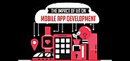 How IoT Drives Future of Mobile App Development Solutions