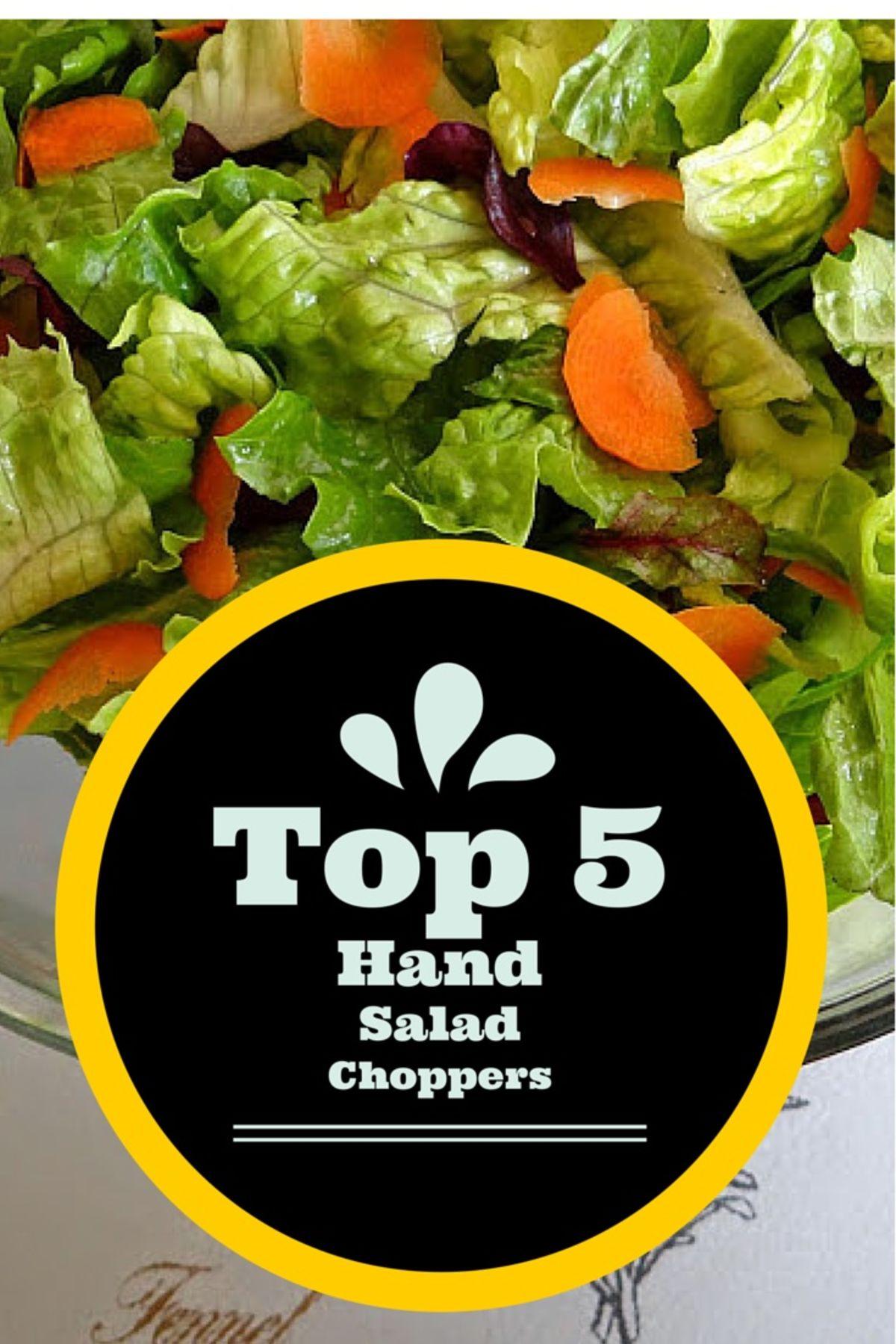 Hand Salad Chopper: Vegetable Choppers | Listly List