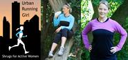 Shrugs for Active Women | Urban Running Girl