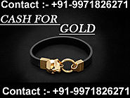 Cash for gold in Delhi