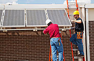 Solar Panel Cleaning Adelaide Experts Help to Increase Solar Power Generation