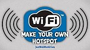 How to Create WiFi Hotspot In Windows 10/7/8/8.1 PC or Laptop