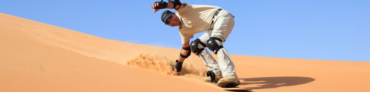 Headline for Desert Activities That You Are Going to Love Trying in the UAE