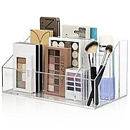 Top 10 Best Clear Makeup Organizers in 2019