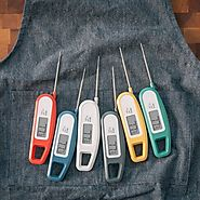 Top 10 Best Instant-Read Cooking Thermometers in 2019