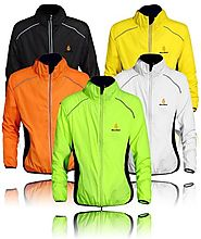 Top 10 Best Windproof Zip Wind Jackets in 2019